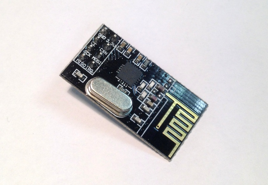 nrf24l01-arduino