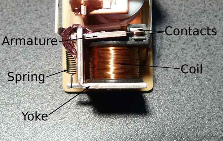 Relay_Parts_electrolab