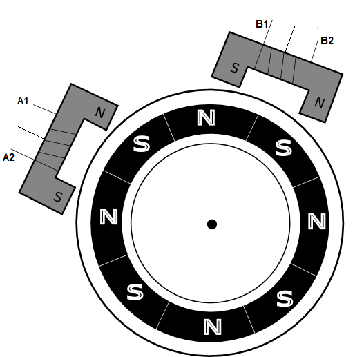 step motor 1 الکترولب