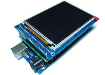 Photo of راه اندازی نمایشگر LCD رنگی 3.2 اینچ آردوینو Mega