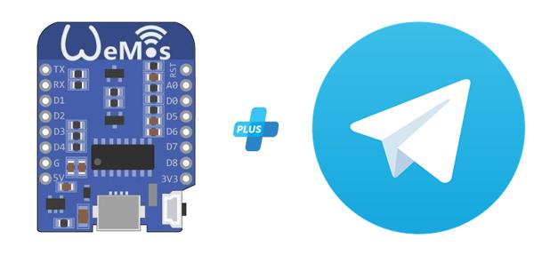 اتصال ESP8266 به ربات تلگرام (قسمت پایانی)